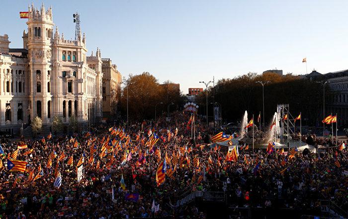 erstmals-grosdemo-in-madrid-fur-unabhangigkeit-kataloniens