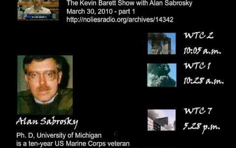 alan-israel-did-911-sabrosky-most-censored-man-in-america