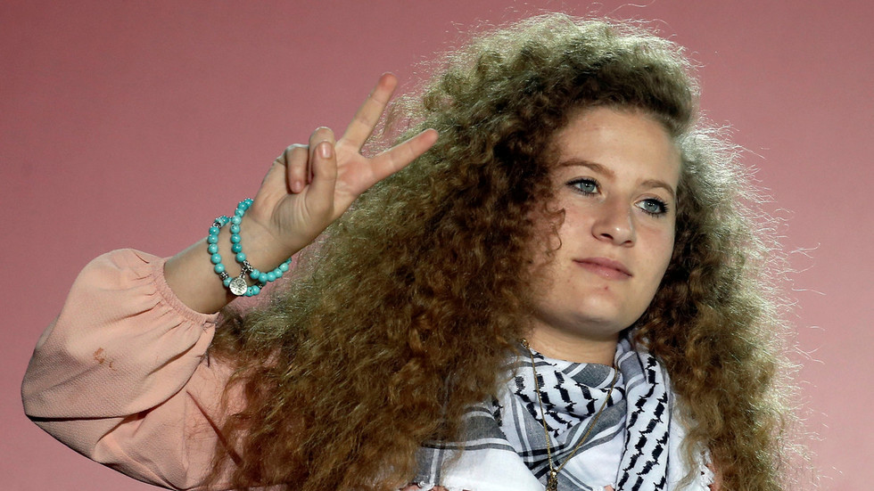 israeli-settlers-are-victims-of-occupation-just-as-we-are-palestinian-resistance-icon-tamimi-to-rt