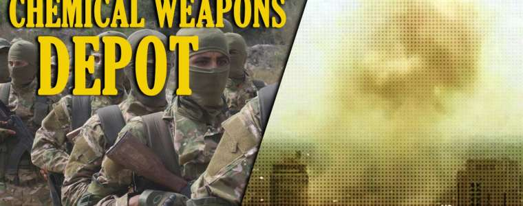 video-chemical-weapons-warehouse-exploded-in-western-aleppo-8211-global-research