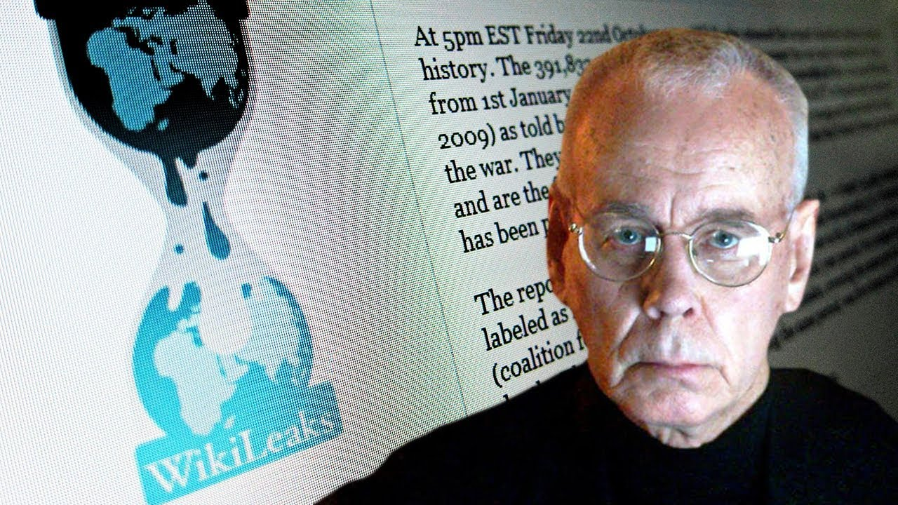 FLASHBACK: John Young on Wikileaks and Whistleblowing (2010