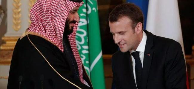 french-weapons-sales-to-saudi-jumped-50%-last-year