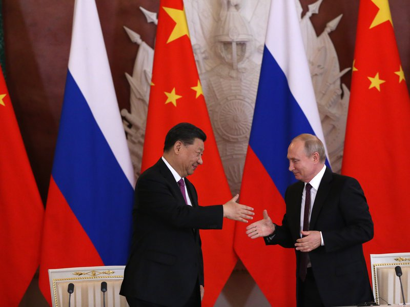 the-unipolar-moment-is-over.-the-xi-–-putin-relationship-–-global-research