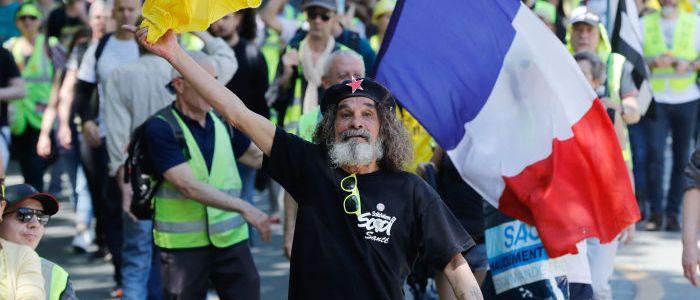 """paris:-""""gelbwesten""""-gehen-in-31.-protest-runde"""