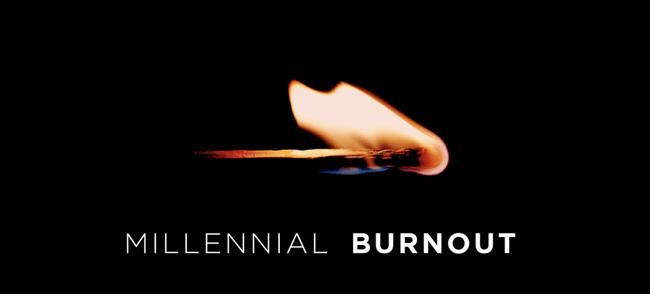 """millennials-blame-unprecedented-""""burnout""""-rates-on-work,-debt-&-finances"""