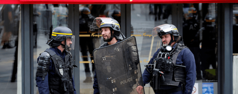 political-pawns?-wives-of-french-police-officers-demand-govt-action-amid-suicide-epidemic