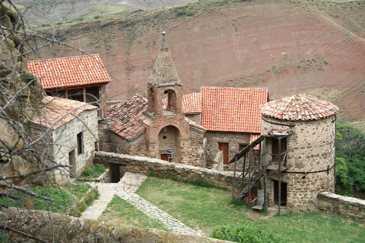 "media-spin-makes-david-gareja-monastery-a-""flashpoint-for-false-flag""-|-new-eastern-outlook"