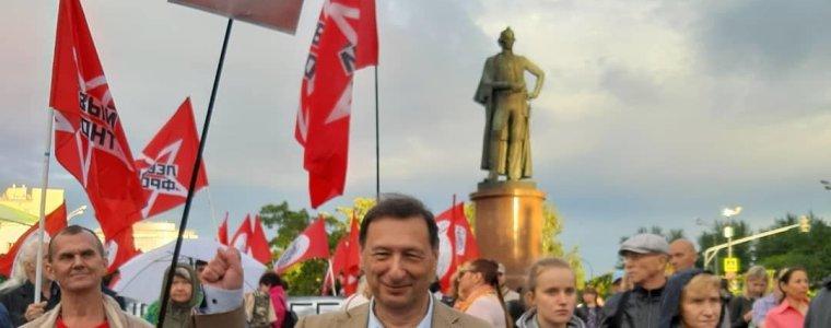 """interview-mit-russischem-linkspolitiker:-""""es-gibt-eine-mehrheit-fur-einen-wandel"""""""