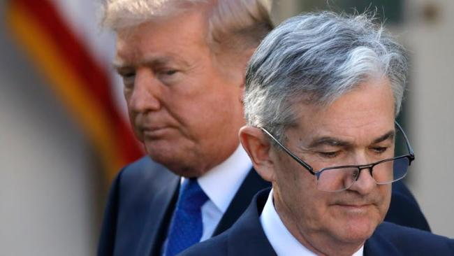 "ron-paul:-trump-trade-war-""not-root-cause-of-downturn"",-the-fed-is!"