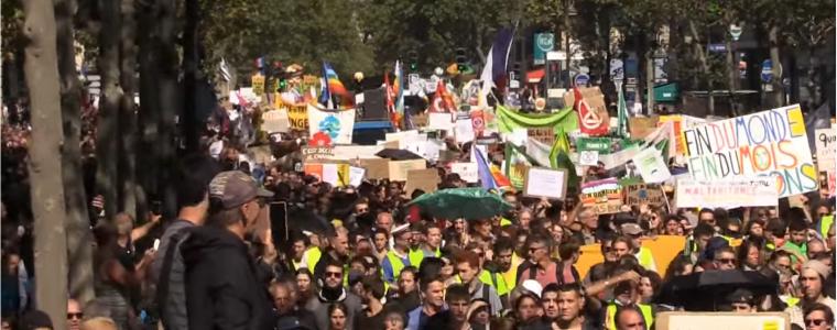 macron-onderdrukt-ook-demonstraties-van-#giletsjaunes-en-klimaatactivisten-tijdens-#acte45-–-de-lange-mars-plus