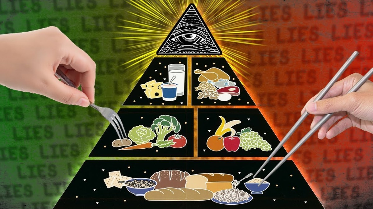 Image result for Lies, Damned Lies, and Government Nutrition Advice