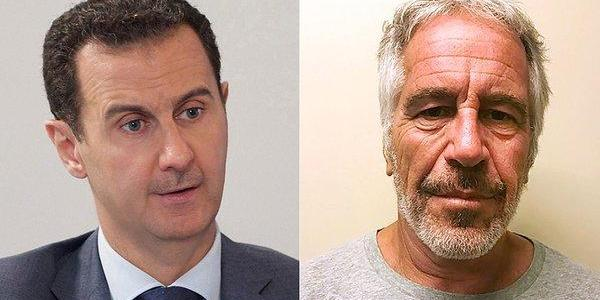 "assad-goes-red-pill-in-interview:-epstein,-bin-laden-&-baghdadi-'liquidated'-as-""they-knew-vital-secrets"""