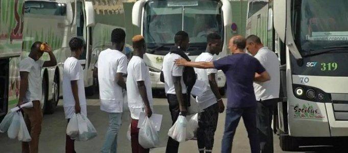 pendeldienst-voor-afrikanen:-spanje-dumpt-in-geheim-migranten-per-bus-naar-duitsland-–-indignatie