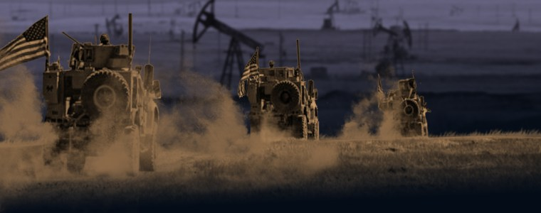 the-israel-lobby's-hidden-hand-in-the-theft-of-iraqi-and-syrian-oil