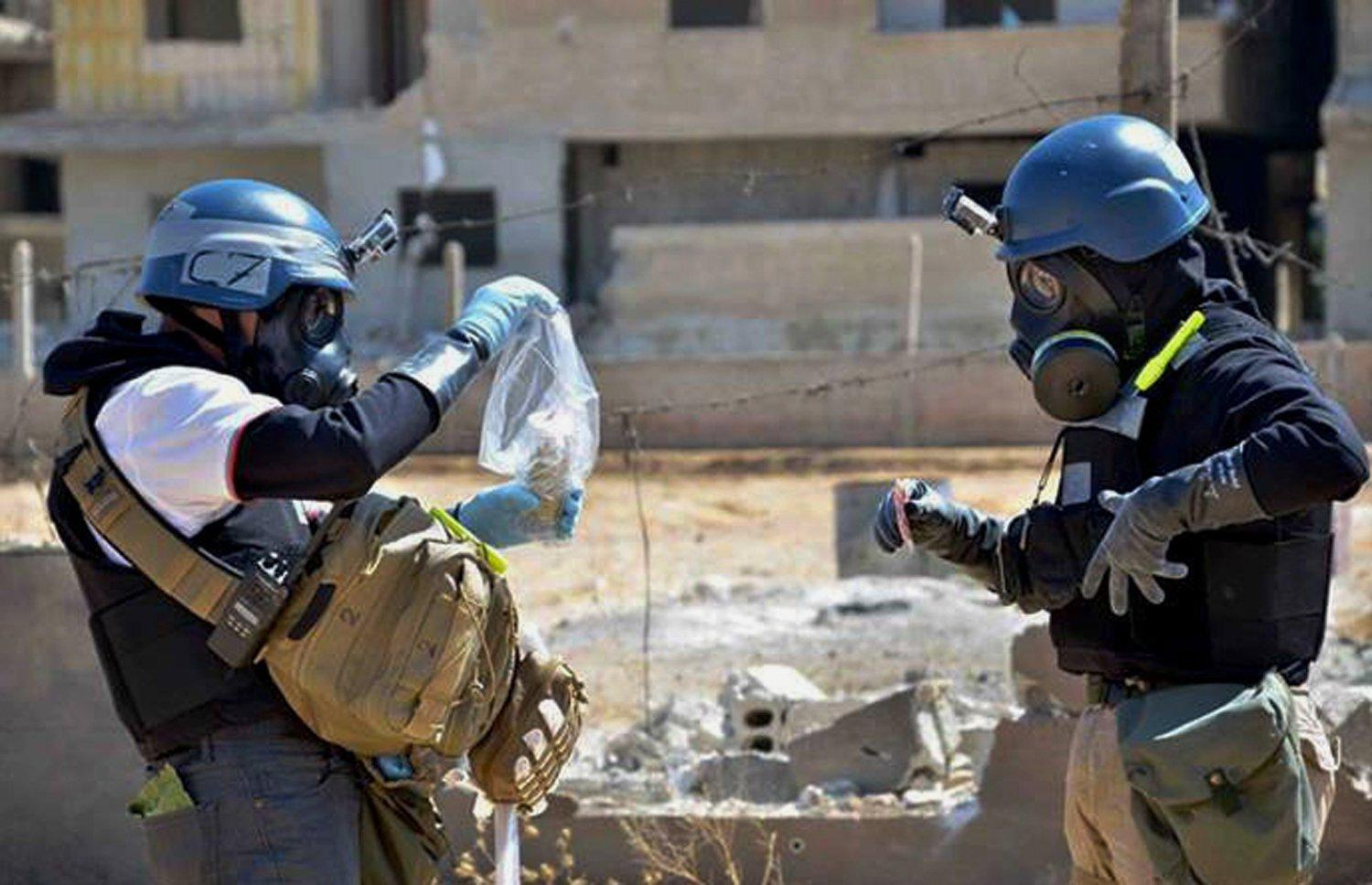 wikileaks:-chemical-weapons-watchdog-ordered-deletion-of-'all-traces'-of-findings-that-syrian-'chemical-attack'-may-have-been-staged-–-global-research