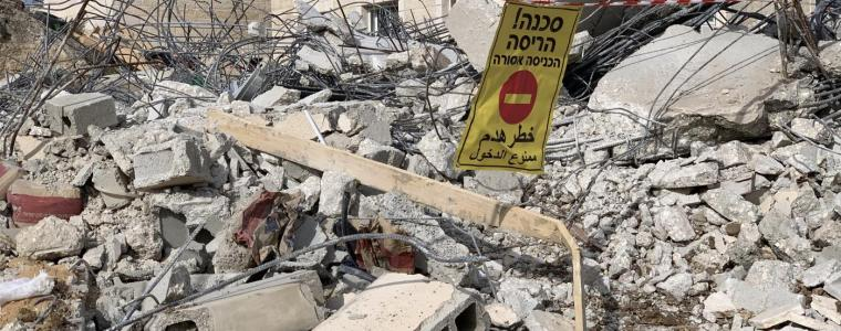 israel-demolishes-newly-built-houses-of-palestinian-families-on-new-year's-day-–-global-research