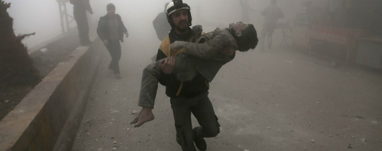 video-of-fake-chemical-attack-in-syria-already-complete,-white-helmets-co-produced-footage-–-moscow