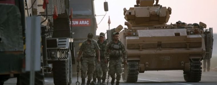 turkey-sends-reinforcements-to-protect-isis-daesh-in-idlib,-syria-–-global-research