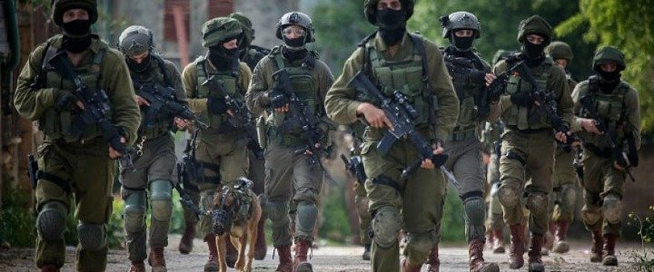 as-the-world-turns-its-attention-to-the-pandemic,-israel-is-moving-forward-with-military-raids-–-global-research