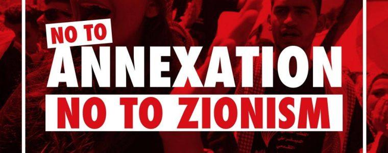 amsterdam-1-juli,-protest:-nee-tegen-annexatie-–-vrijheid-voor-palestina-–-bds-nederland