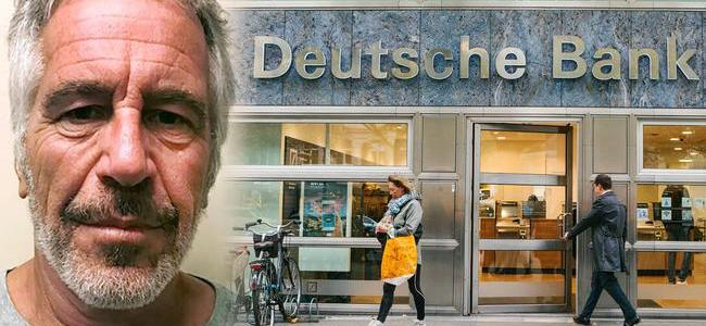 "deutsche-bank-""inexcusably-failed""-to-monitor-jeffery-epstein's-accounts,-fined-$150-million"