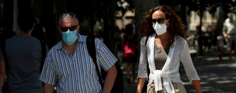 social-distancing-isn't-enough:-spain's-catalonia-to-make-wearing-of-masks-obligatory-amid-covid-19-resurgence