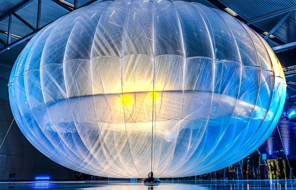 """google-loon-launched-as-""""floating-cell-phone-tower""""-in-kenya-–-but-exactly-how-safe-are-loons?-–-activist-post"""