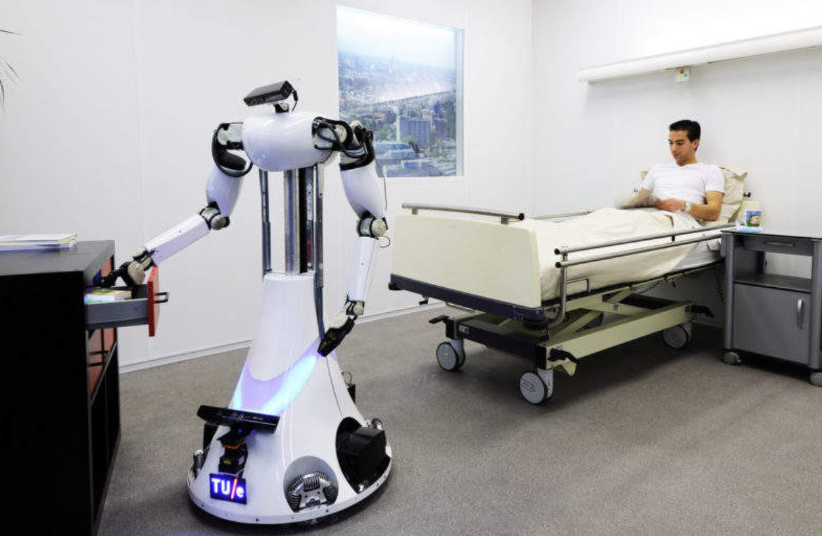 robots-are-being-used-in-hospitals-to-detect-and-fight-cv-–-activist-post