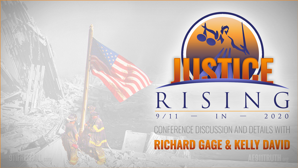 richard-gage-and-kelly-david-on-the-justice-rising-conference