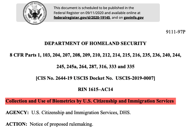 "dhs-proposes-massive-expansion-of-""biometric-modality""-collection"