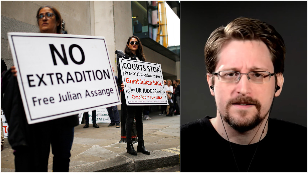 snowden-warns-assange-extradition-will-lead-free-press-to-slaughterhouse-as-publisher's-critics-blinded-by-partisanship