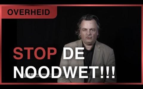 'aan-de-vertegenwoordigers-van-het-nederlandse-volk;-stop-de-noodwet',-ab-gietelink-column