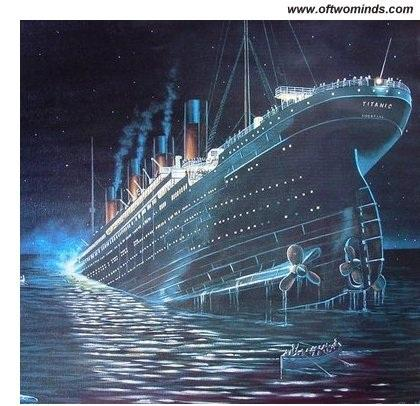 """the-""""titanic""""-analogy-you-haven't-heard:-passively-accepting-oblivion"""