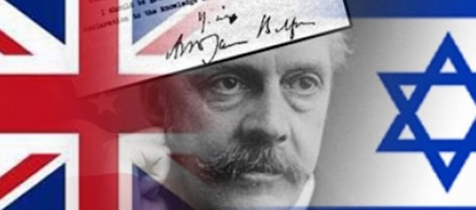 palestinians-sue-britain-for-1917-balfour-declaration-–-global-research
