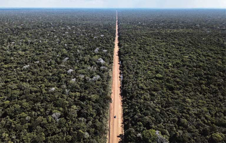 br-319:-the-beginning-of-the-end-for-brazil's-amazon-forest-–-global-research