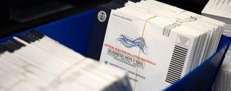 us-wahl:-etwa-300.000-stimmzettel-konnen-nicht-zuruckverfolgt-werden