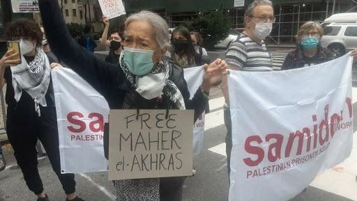 kom-nu-in-actie!-na-een-hongerstaking-van-100-dagen-wordt-maher-al-akhras'-leven-acuut-in-gevaar-in-israelische-detentie.-–-bds-nederland