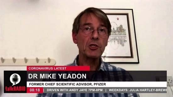 former-pfizer-vice-president-dr.-michael-yeadon-questions-company's-vaccine-'breakthrough'-spin-–-global-research