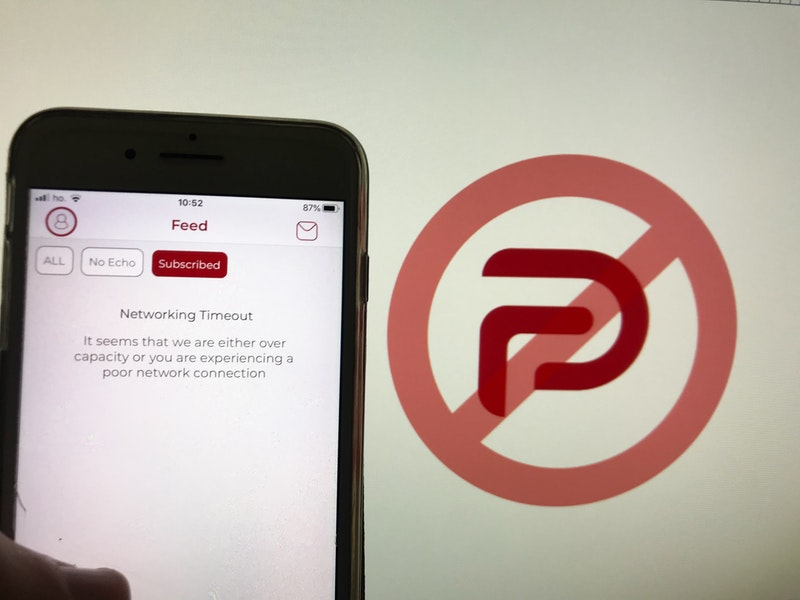 how-silicon-valley,-in-a-show-of-monopolistic-force,-destroyed-parler
