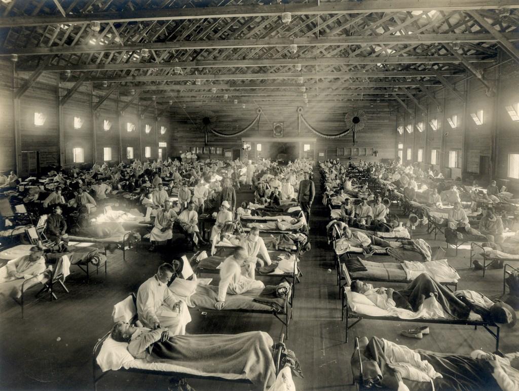 """heeft-een-vaccinatie-experiment-met-amerikaanse-soldaten-de-""""spaanse-griep""""-veroorzaakt?-–-cstv"""