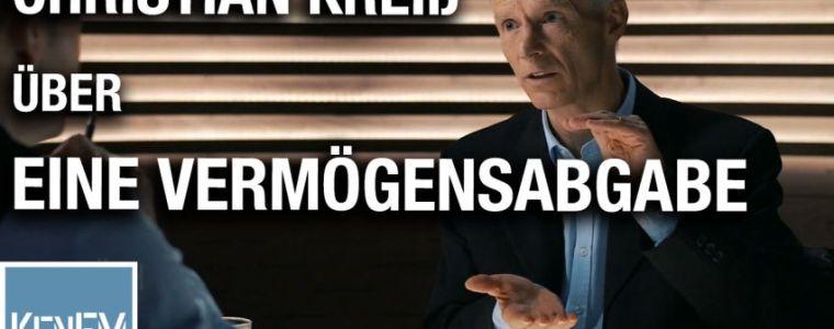 kenfm-spotlight:-prof-christian-kreis-uber-die-notwendigkeit-einer-vermogensabgabe-|-kenfm.de