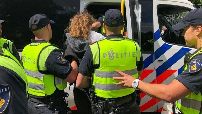 nederland.-politie-staat