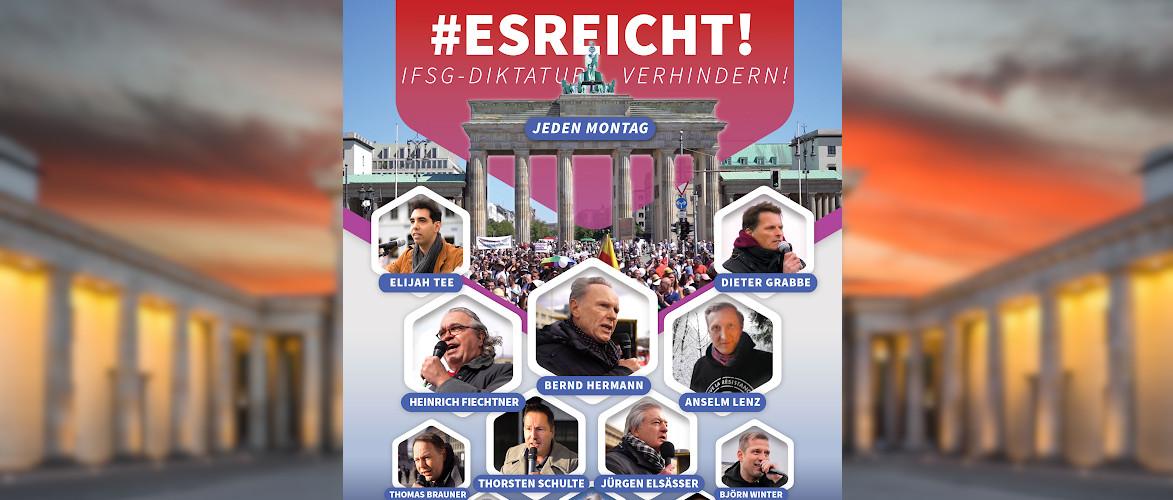 demonstrationen-#esreicht!-–-berlin,-brandenburger-tor- -kenfm.de