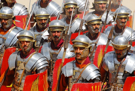 de-romeinse-legionair-–-climategate-klimaat
