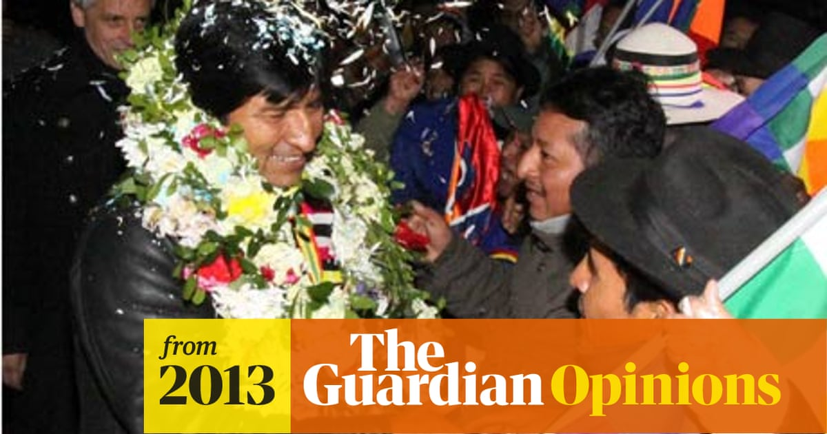 forcing-down-evo-morales's-plane-was-an-act-of-air-piracy- -john-pilger