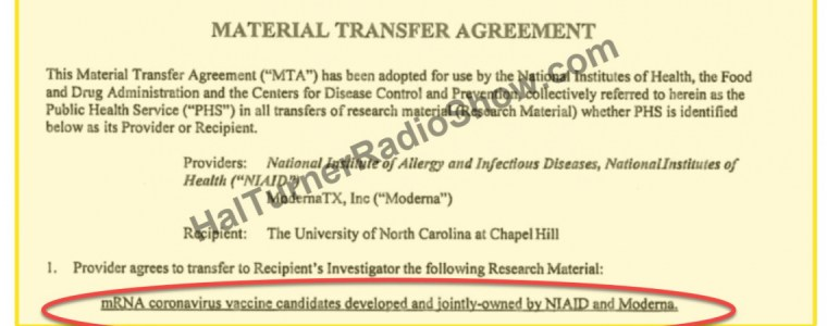 """documents:-us-gov't-sent-""""mrna-coronavirus-vaccine-candidates""""-to-university-researchers-weeks-before-""""covid""""-outbreak-in-china!-how-did-they-know.-unless-they-caused-it?"""