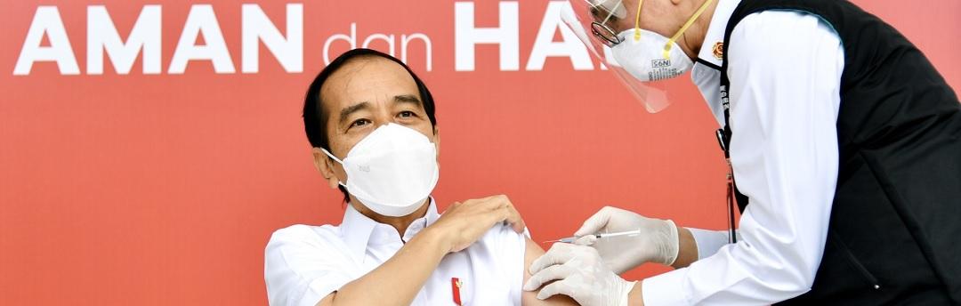 honderden-gevaccineerde-indonesische-zorgmedewerkers-krijgen-corona,-tientallen-in-het-ziekenhuis