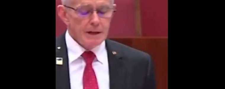 """australische-senator-malcolm-roberts:-""""jullie-staan-aan-de-verkeerde-kant-van-de-geschiedenis!"""""""