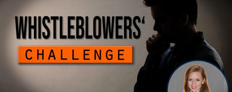 whistleblowers'-challenge