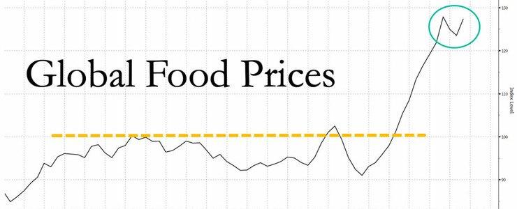 de-wereldmarktprijzen-voor-levensmiddelen-zijn-sinds-een-jaar-geleden-met-32,9-procent-gestegen